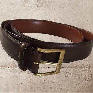 Vintage Coach Leather Belt